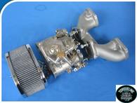 WEBER 40 DCOM DCOE Carburettor Conversion Kit - Datsun L16/L18/L20