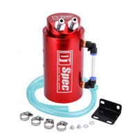D1 SPEC Catch Can kit - 500ml RED