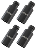 AEROFLOW Fuel Injector Adaptor - Suit 11mm Rail With 14mm Injector, 27mm Long - 4 PACK