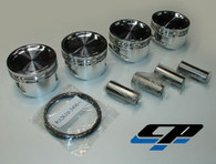CP Carrillo Forged Pistons - suit Nissan CA18DET - 20thou oversized