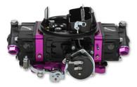 BRAWLER by Quickfuel Street Series 650cfm 4-Barrel Carb - Electric Choke BLACK