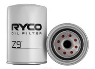 RYCO Oil Filter - Z9 suit Ford & Toyota