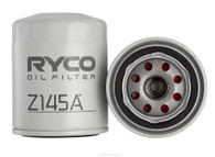 RYCO Oil Filter - Z145A suit Nissan RB20/RB25/RB26/RB30, Navara, Pulsar & 300ZX