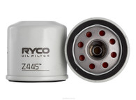 RYCO Oil Filter - Z445 suit Nissan Silvia, Pulsar & X-Trail