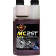 PENRITE MC-2 Motocross Bike Semi Synthetic Motorcycle 2 Stroke Oil - 1L
