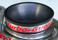 "TURBO-GUARD - Turbo inlet Screen - Standard suit 4"" Inlet BLACK"