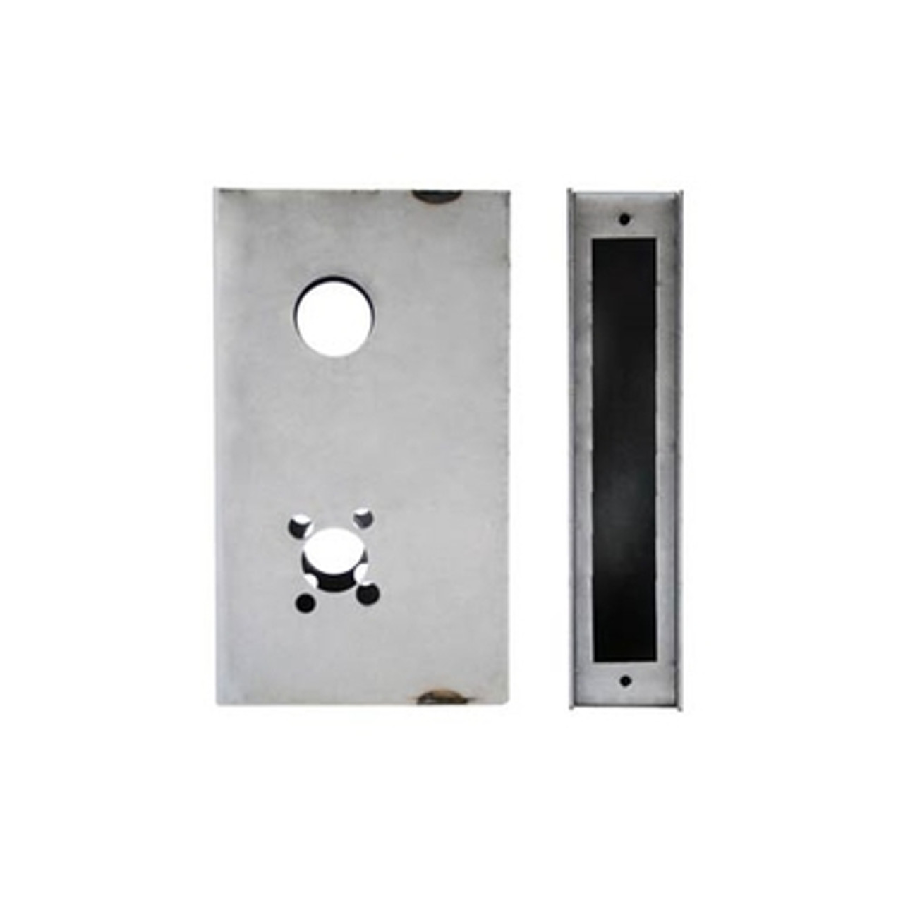 Keedex K Bxmor1 Mortise Weldable Box For Schlage L Series