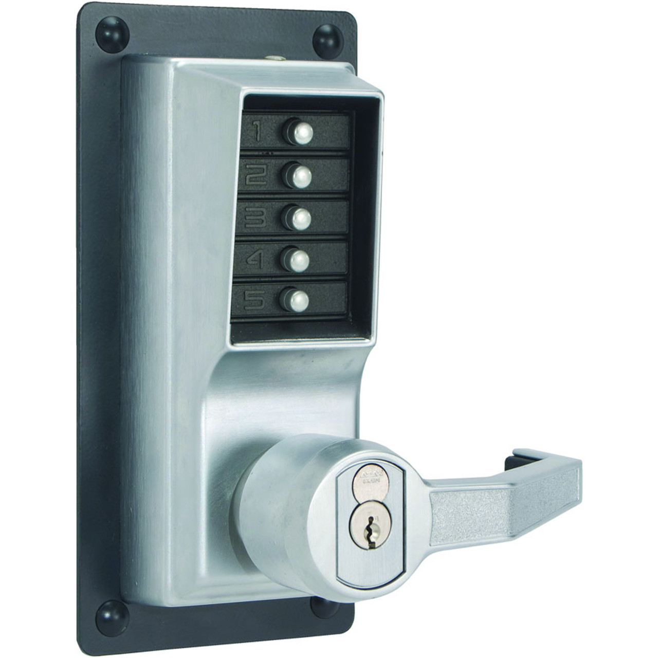 Kaba Ilco Lp1020 Simplex Mechanical Pushbutton Entry