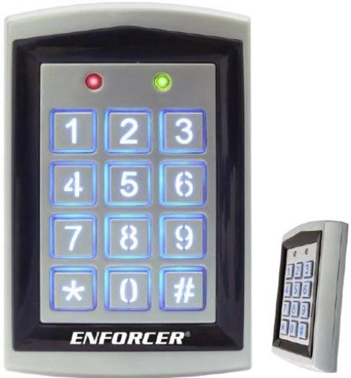 Seco Larm Enforcer Sk 1323 Spq Keypad With Proximity Card