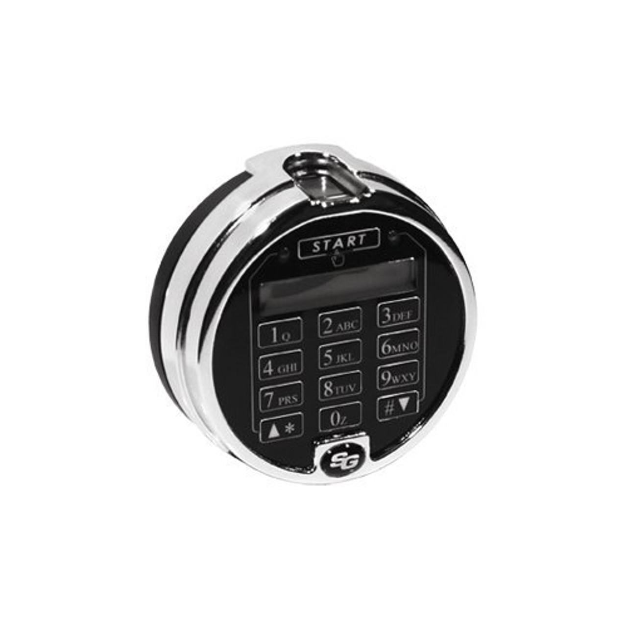 Sargent And Greenleaf 6120 410 Biometric Keypad
