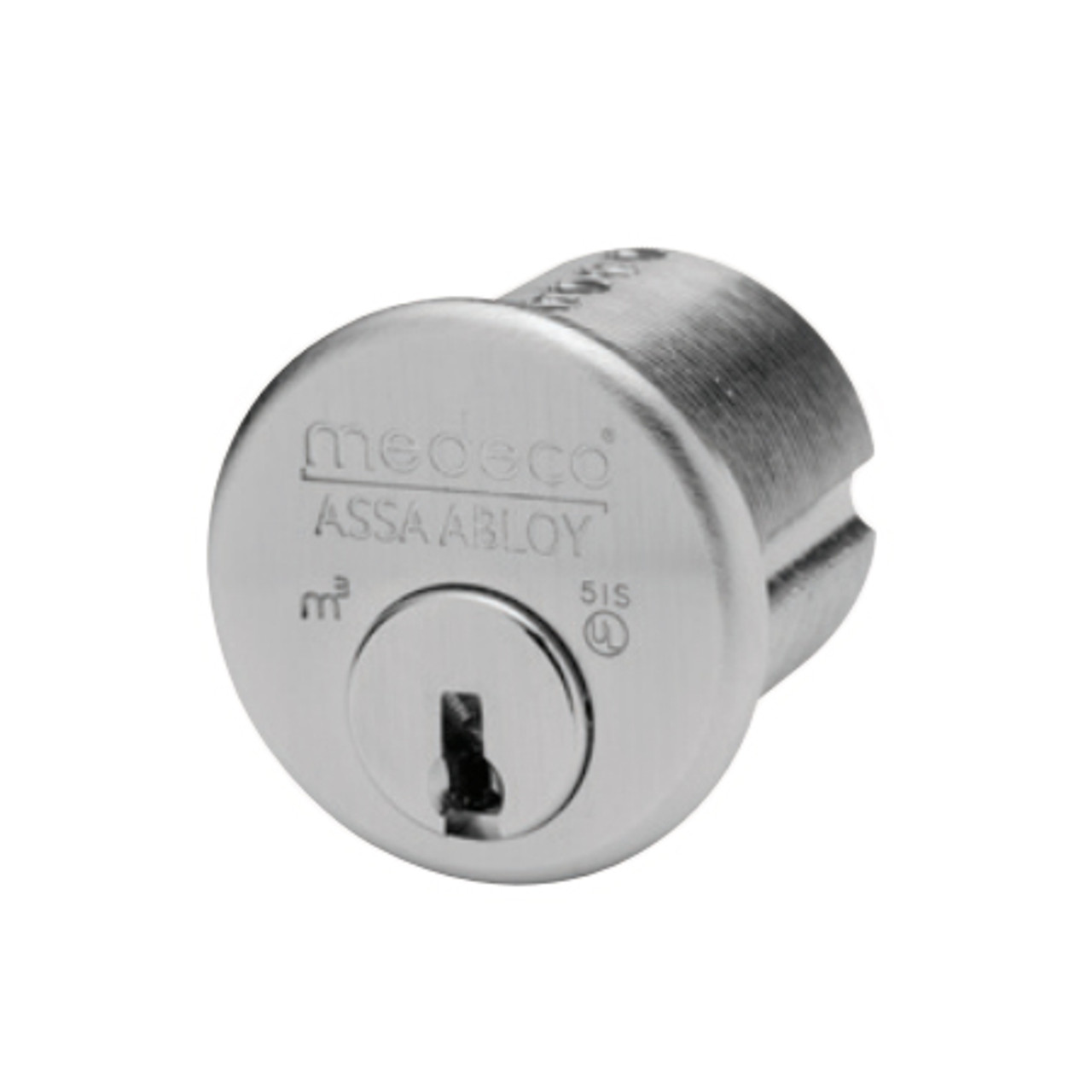 1 1 8 Quot Medeco 10 0200 26d High Security Mortise Cylinder
