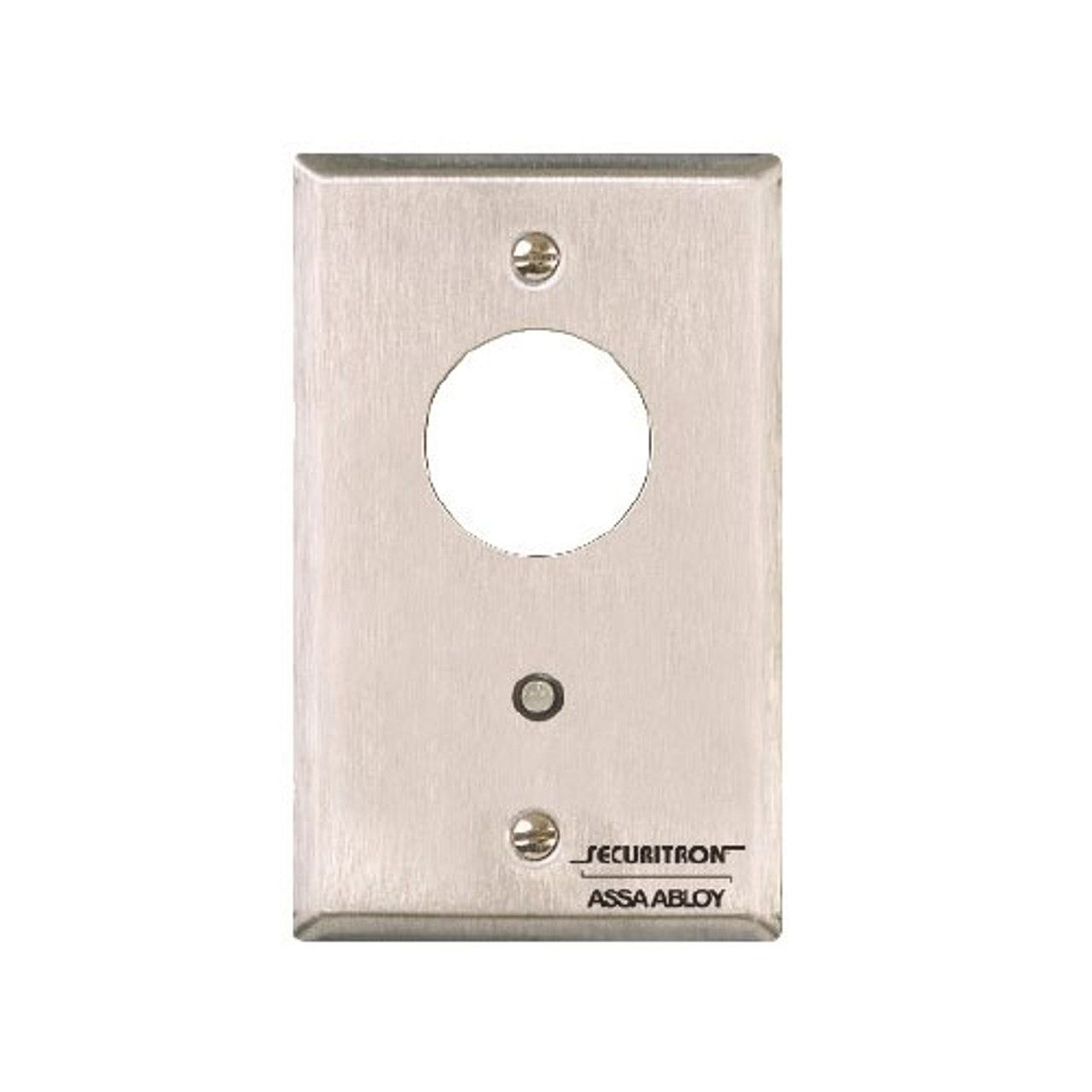 Securitron Mk2 Dpdt Mortise Keyswitch