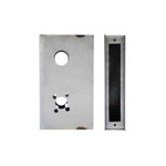 Keedex K-BXMOR1 Mortise Weldable Box for Schlage L Series, Sargent 7800/8200, Yale 4600/8600/8700