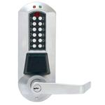 Kaba E-Plex 5686 Series E5686XSWL-626-41 Mortise Entry/Egress Electronic Lock