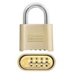 Master Lock - Resettable Combination Padlock 175DWD