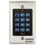 Securitron DK-12 Digital Keypad System w/ Illuminated Keys Single Gang