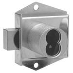 Olympus Lock 725MD-DR-LH-26D SFIC Deadbolt Cabinet Lock