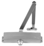 LCN 1250 RW/PA Cast Aluminum Door Closer Adj 1-5 TriPack Arm