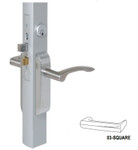 Adams Rite Dual Force 2190-301-103-32D Interconnected Deadbolt/Deadlatch