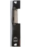 Rofu 1400 Series 1401-01 3-6VDC/ 8-16VAC Fail Secure Electric Strike Satin Chrome
