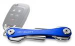 KeySmart Blue Premium Pocket Key Organizer & Key Holder