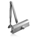 Norton 1600 Series 1603BCH-689 Size 3 Aluminum Hold Open Door Closer
