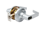 Arrow GL Series GL81SR-26D-IC Grade 1 Entrance Lever Lock Satin Chrome