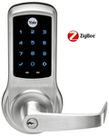 Yale nexTouch AU-NTB640-HA2-626 ZigBee Touchscreen Keypad Lock