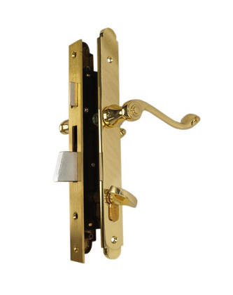 Marks Lock Thinline Mortise Lockset 2750 Series For Storm