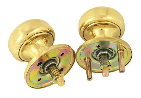 Marks Ornamental Iron Mortise Locksets Int/Ext Knob/Rose Kit K22/3