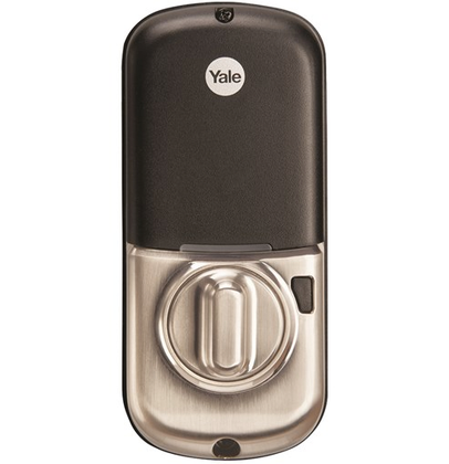 Yale Real Living Yrd220 619zw Kw Z Wave Touchscreen Deadbolt