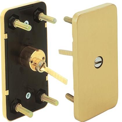 Mul T Lock Top Guard With Rim Cylinder Topb W E D Locks
