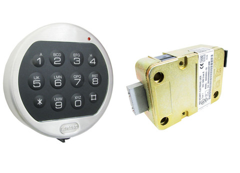 La Gard Lg39e Keypad Amp Deadbolt Lock Assembly
