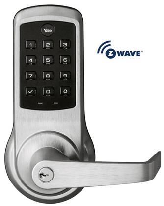 Yale Nextouch Au Ntb630 Zw2 626 Z Wave Pushbutton Lock