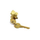 ILCO 7835YA-04-KD USPS Post Office Box Lock