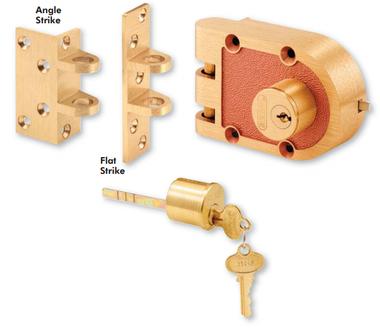 Segal Double Cylinder Jimmy Proof Deadbolt E D Locks