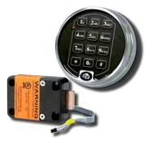 Sargent And Greenleaf 6120-410 Electronic Safe Lock