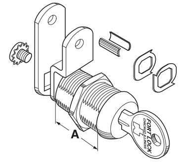 Electric Rim Lock Double Cylinder Lock Wiring Diagram ~ Odicis
