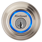 KWIKSET 925 Kevo Single Cylinder Bluetooth Enabled Satin Nickel