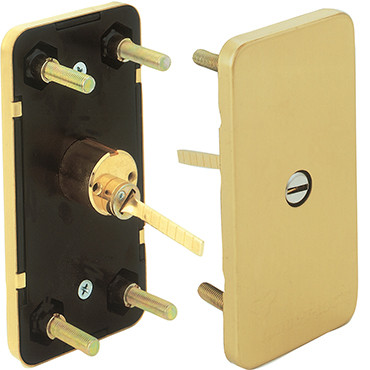 Mul T Lock Top Guard With Rim Cylinder Topb W E D Locks