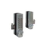 Lockey C150-SC Hook Bolt Lock / Sliding Door Hook Bolt