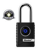 Master Lock Model No. 4401DLH Bluetooth Smart Padlock, Outdoor