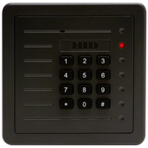 HID ProxPro With Keypad 5355 AGS00 125 kHz Wall Switch Proximity Reader