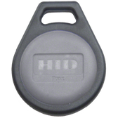 HID 1346 LNSMN ProxKey III Proximity Card Keyfob for Acces Control 10Pk