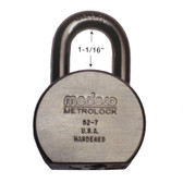Medeco 52-7 Metrolock 52 Series High Security Padlock