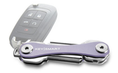 KeySmart Slate Premium Pocket Key Organizer & Key Holder
