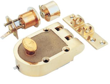 Mul T Lock Single Cylinder Jimmy Proof Deadlock E D