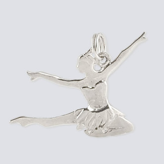 Snow Queen - Nutcracker Dance Jewelry Silver