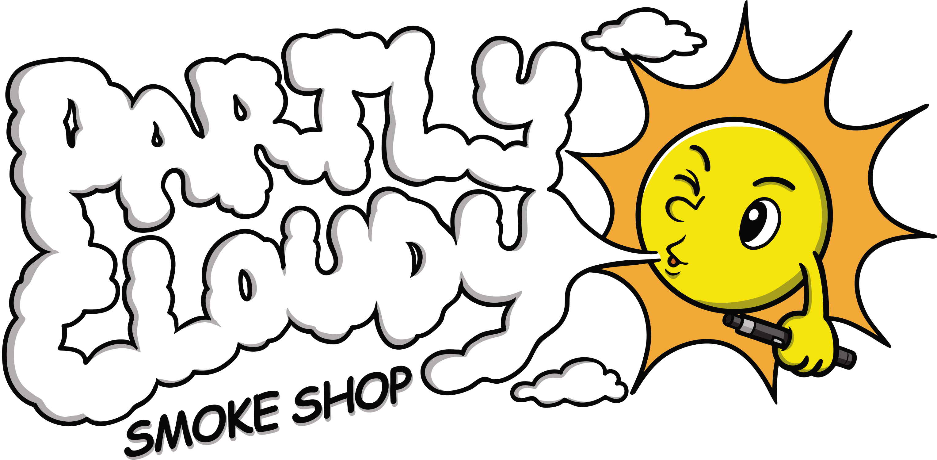 Partly Cloudy Smoke Shop