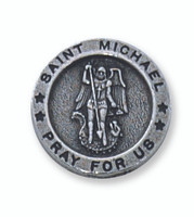 (PIN-MK) ST MICHAEL LAPEL PIN